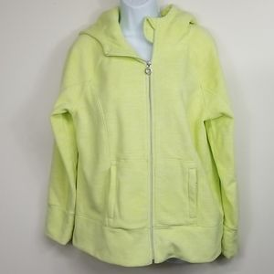 Kenneth Cole Unlisted Large Neon green jacket